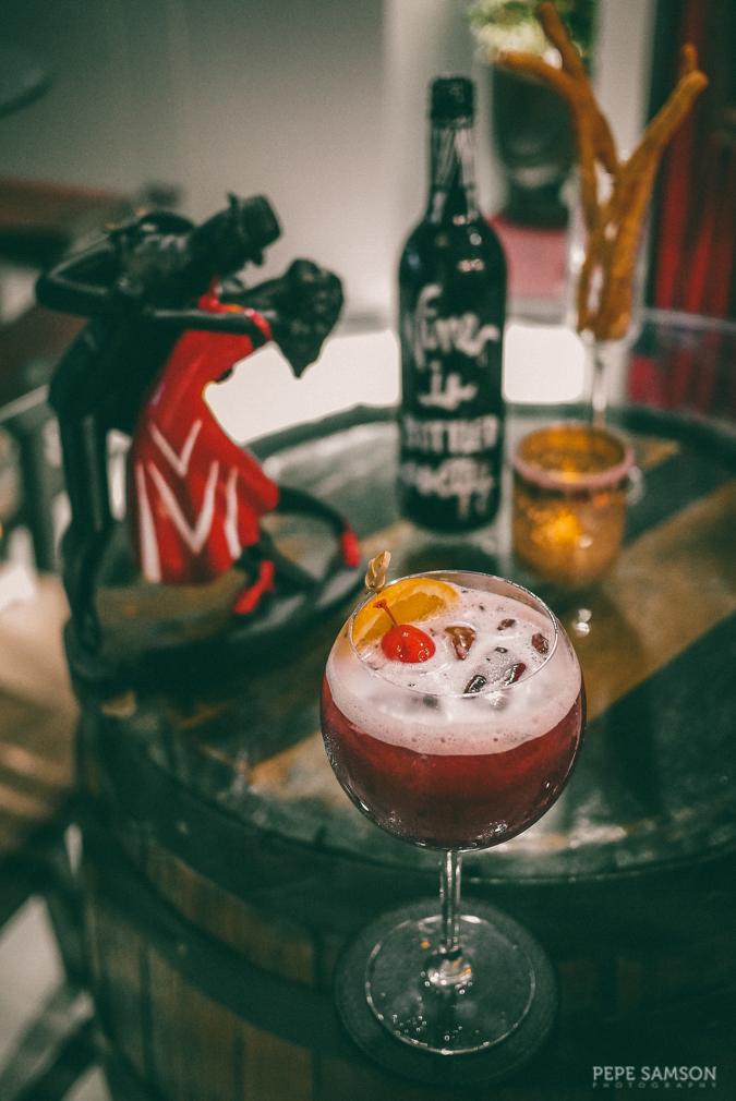 sabor bar de vinos novotel manila
