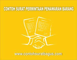 Gambar untuk Contoh Surat Permintaan Penawaran Barang Atau Produk