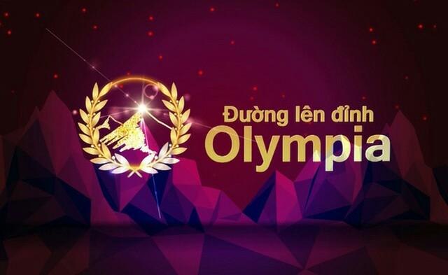 Logo đường lên đỉnh olympiad