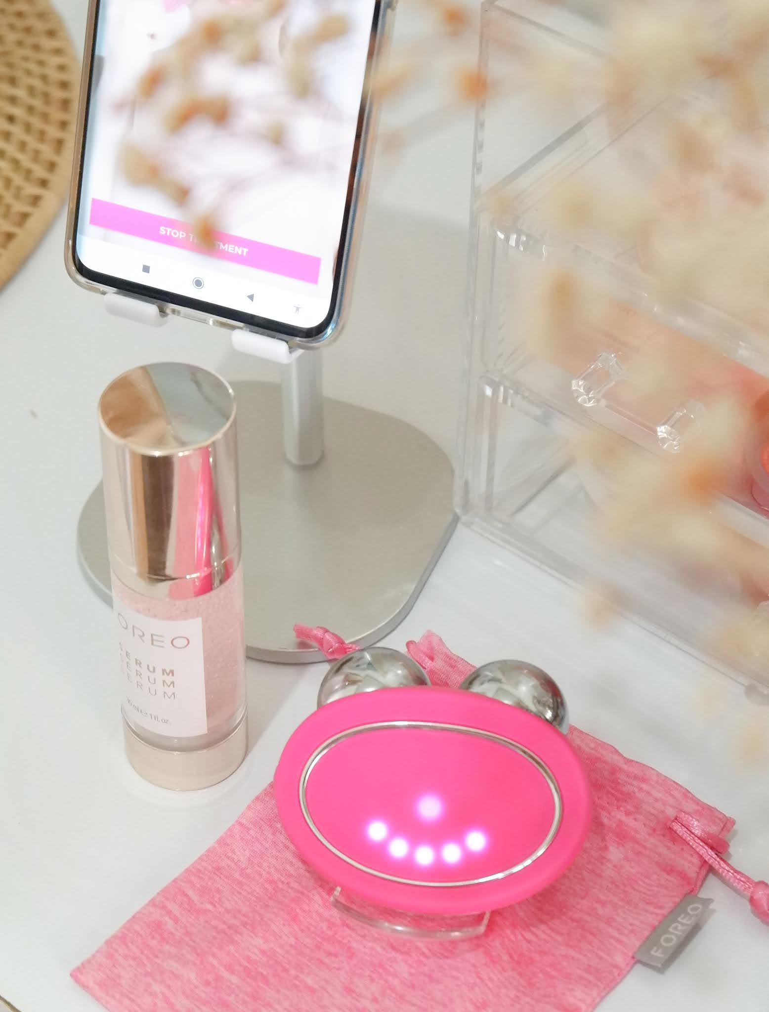 REVIEW OF BEAR BY FOREO SWEDEN (THE FACIAL FITNESS)
