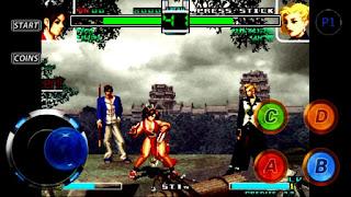 DOWNLOAD!! THE KING OF FIGHTERS 2002 PARA CELULARES ANDROID EM (APK)
