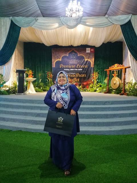 Buffet Ramadhan Citarasa Malaysia Di Laman Kayangan Shah Alam