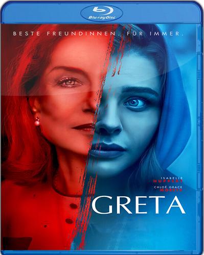 Greta [2018] [BD25] [Latino]
