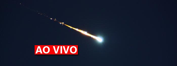 AO VIVO - Chuva de Meteoros Perseidas 2021