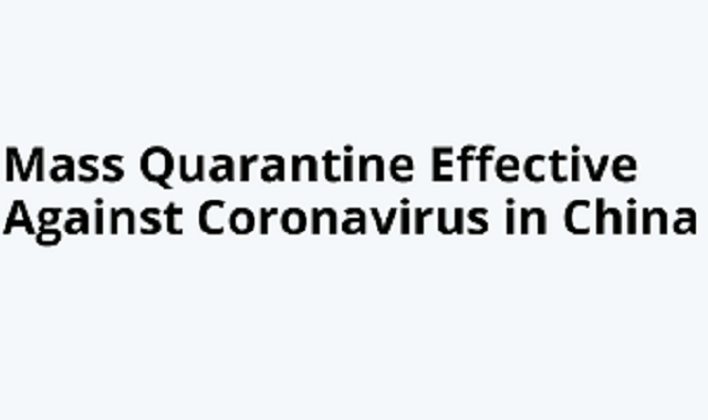 Is The Coronavirus Losing Its Intensity In China?