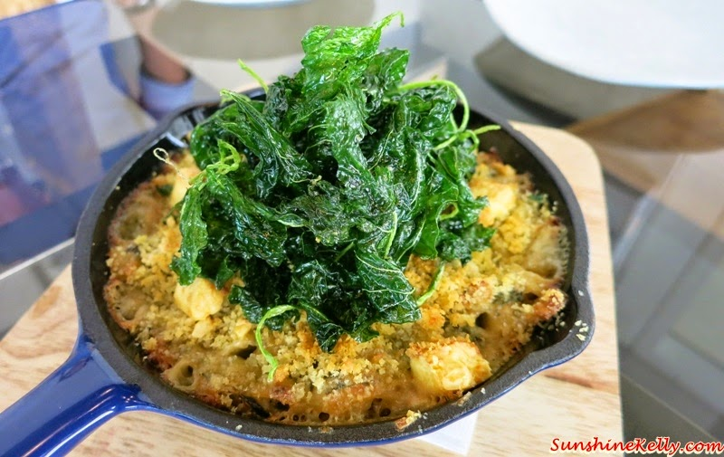 Greek Mac and Cheese, The Apartment Downtown KLCC New Menu & New Look, The Apartment Downtown, The Apartment KLCC, The Apartment, KLCC, Fine Dining in KL Malaysia