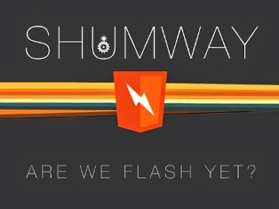 Shumway - substituto do flash
