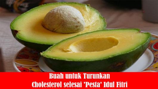 Buah untuk Turunkan Cholesterol selesai 'Pesta' Idul Fitri