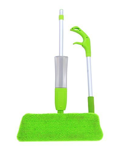 Microfiber floor cleaning Mop with Removable Washable pad