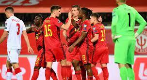 موعد مباراة روسيا البيضاء وبلجيكا اليوم والقنوات الناقلة 08-09-2021 تصفيات كأس العالم 2022: أوروبا