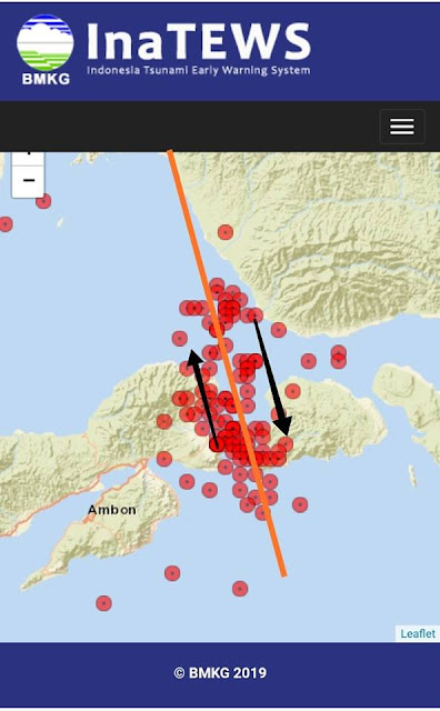 Gempa Ambon Dan Susulannya