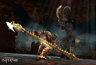 Dante's Inferno PSP Games