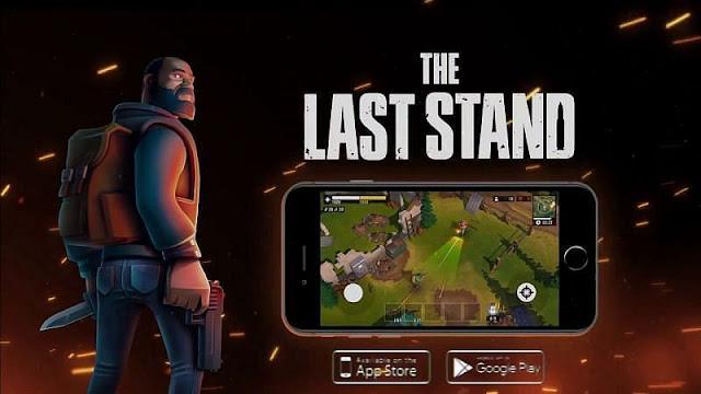 تحميل لعبة The Last Stand: Battle Royale with Zombie مجانا