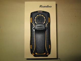 Hape Outdoor Runbo X1 New Walkie Talkie VHF With Beltclip