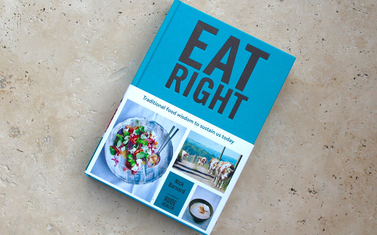 Eat Right by Nick Barnard