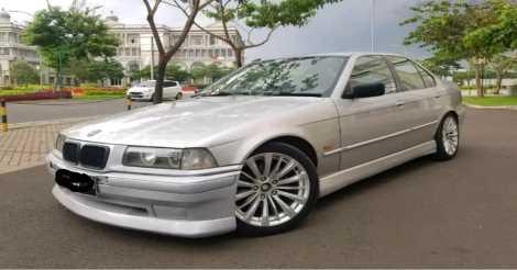 BMW Seri 3 E36