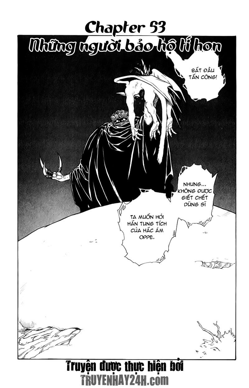 Dấu Ấn Rồng Thiêng II chap 53 - Trang 1