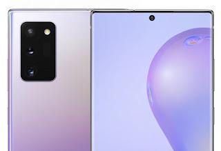 Samsung Galaxy Note 20 phone