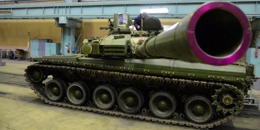 Як Україна освоїла виробництво танкових гармат