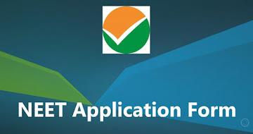 NEET Application Form 2021 – National Eligibility cum Entrance Test (UG)