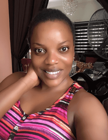 Empress Njamah no makeup picture