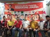 Partai Koalisi Jokowi-Ma'aruf Akan Bahas Komposisi Pimpinan MPR