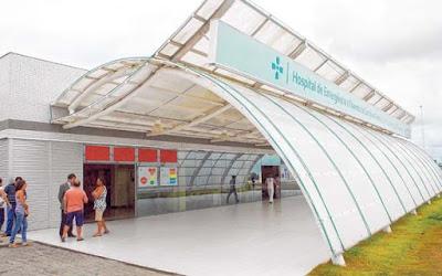 Hospital de Trauma de Campina Grande tem maior número de vítimas de acidente de moto