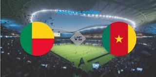 مشاهدة مباراة بنين والكاميرون بث مباشر 02/07/2019 كأس أمم أفريقيا 2019