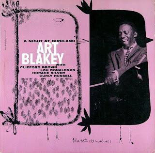 Art Blakey Quintet, A Night at Birdland