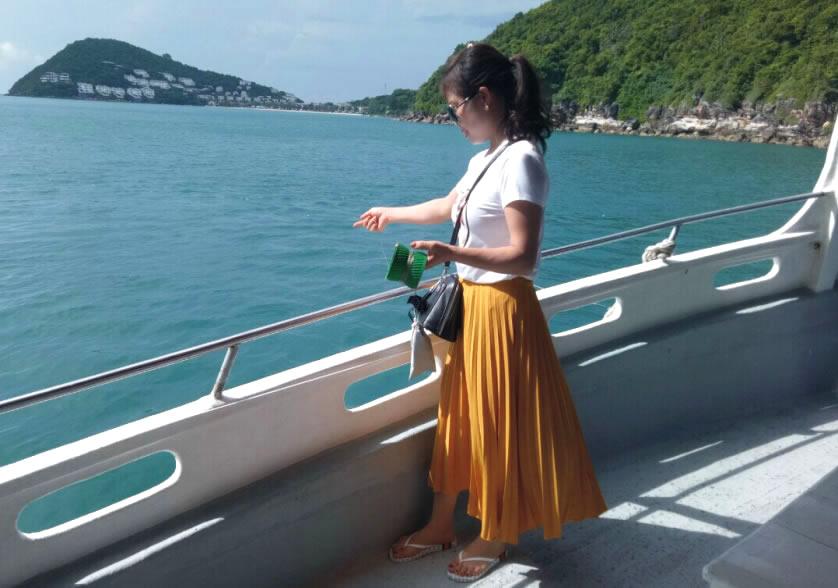 Đi câu cá Phú QUốc