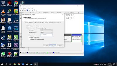 Cara Membuat Partisi Baru Di Windows Setelah Install Ulang
