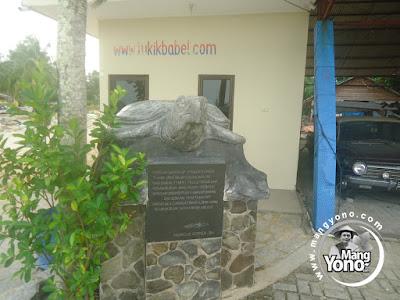 Wisata Penangkaran Penyu Tukik Babel, Pulau Bangka Belitung