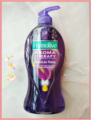 review palmolive shower gel