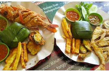 Nasi Uduk Kelapa Dua - Wisata Kuliner di Banda Aceh