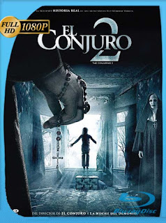 El Conjuro 2 (2016) HD [1080p] Latino [GoogleDrive] SilvestreHD