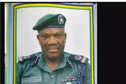 ACP Butchered To Death On His Way Home To Meet His Family