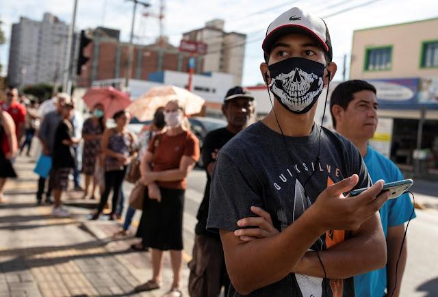 GUAMARÉ RN-COVID-19: O ALERTA DAS AUTORIDADES PARA A POPULAÇÃO JOVEM NO RN Do deputado estadual Hermano Morais: