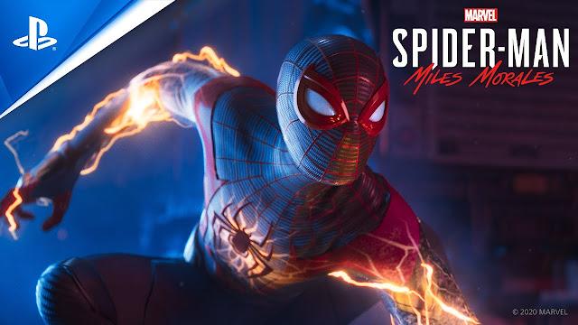 MARVEL'S SPIDER-MAN - MORAL MILES
