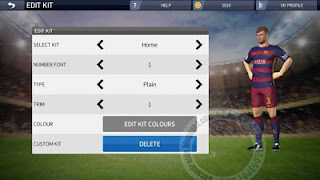 Download Game Dream League Soccer 16 MO coins -- www.majalahndroid.co