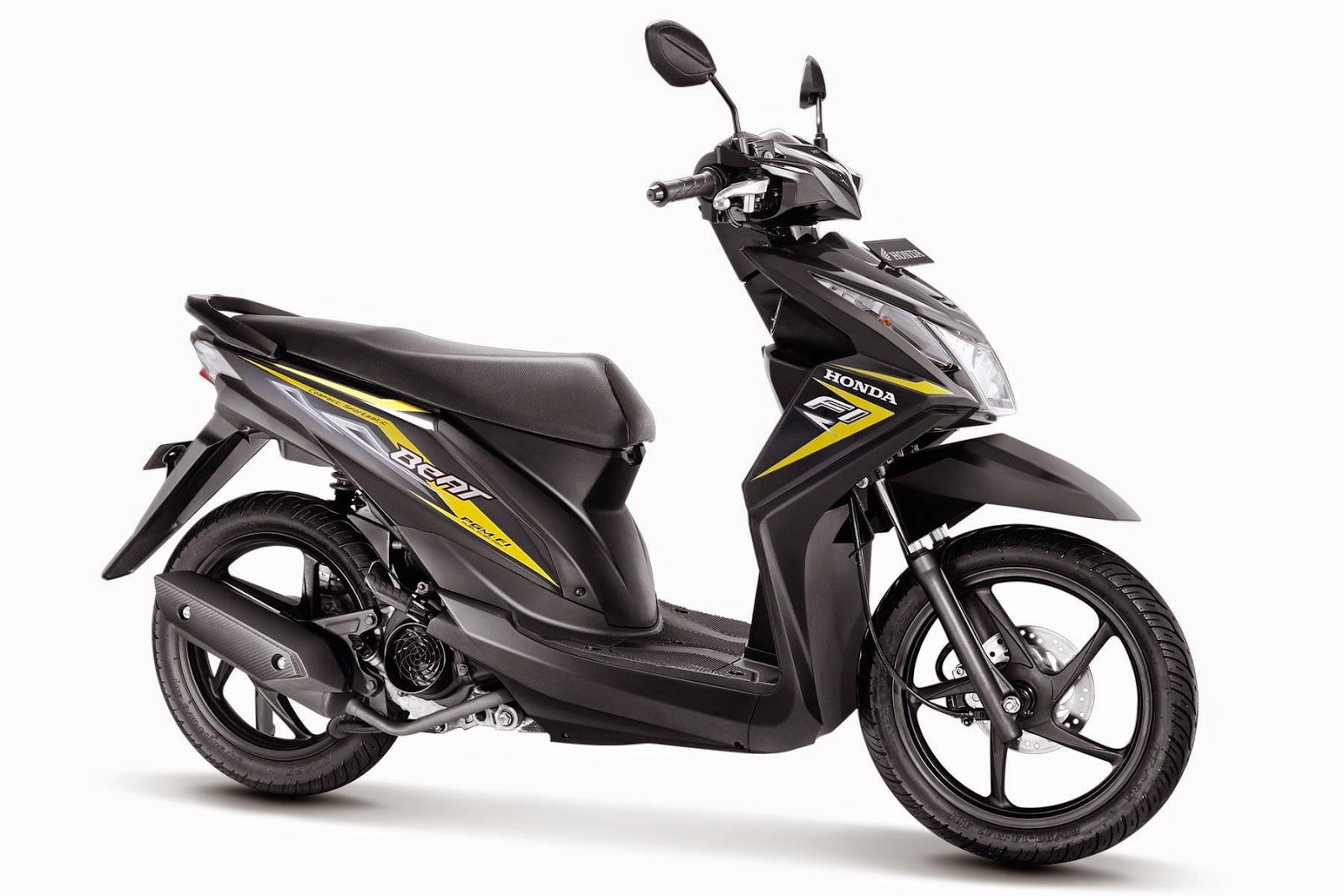 Kumpulan Modifikasi Motor Honda Beat Terbaru  Modif Motor