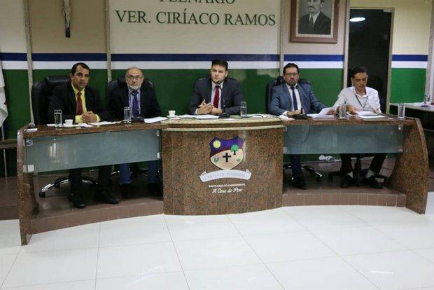 Assista a reunião desta quinta-feira, 30 de maio, na Câmara de vereadores de Santa Cruz do Capibaribe