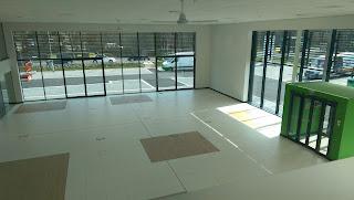skoda showroom building