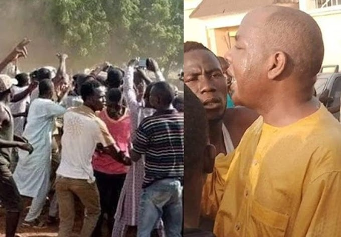 Youths Allegedly Beat Up Kano House Of Reps Member Over Non-performance