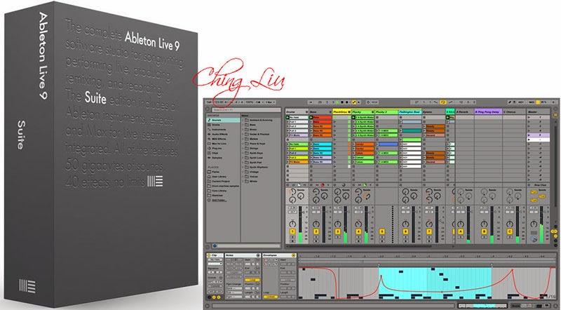 ableton live suite 8 crack