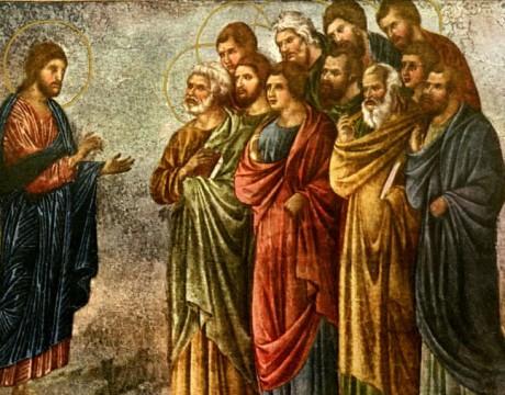 Resultado de imagem para JESUS ENSINA A REZAR