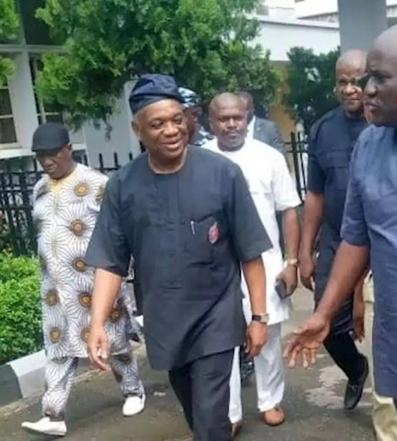 Breaking News: Orji Kalu Released From Prison