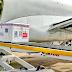 Vídeo: Cuiabá, MT recebe o transporte aéreo de 11 mil doses de vacinas