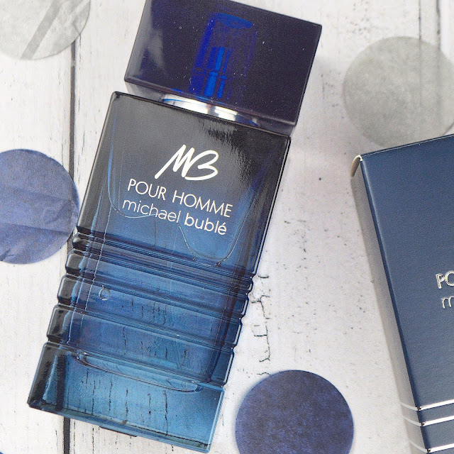 Michael Bublé MB Pour Homme First Male Fragrance Release For Fathers Day 2018 Review, Lovelaughslipstick Blog