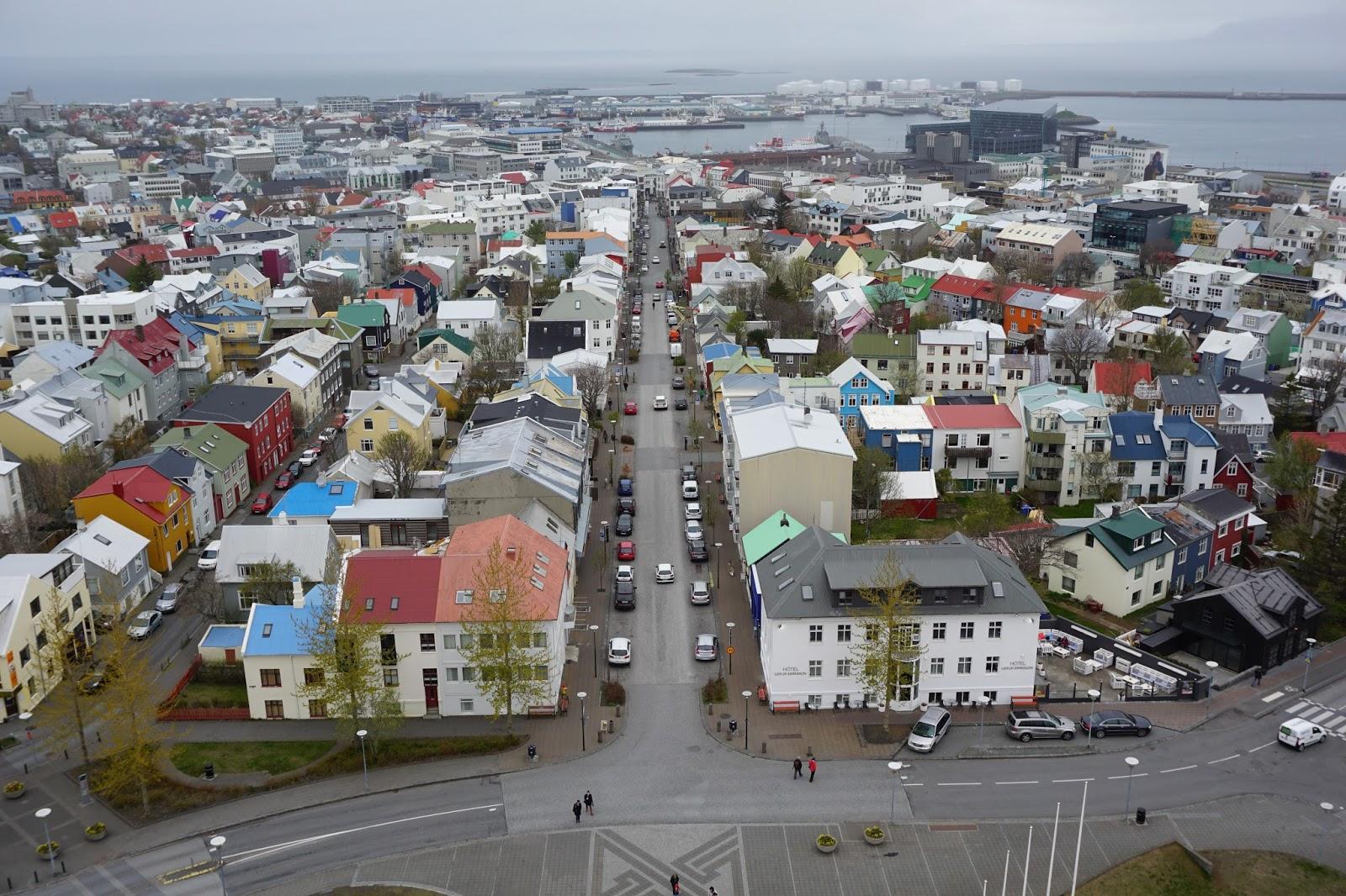 travel iceland reykavik
