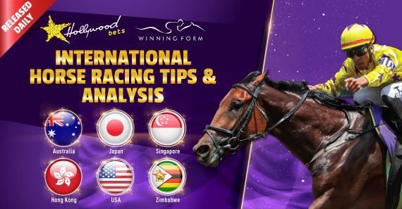 International Racing: Rosehill Gardens – Wednesday 01 April 2020
